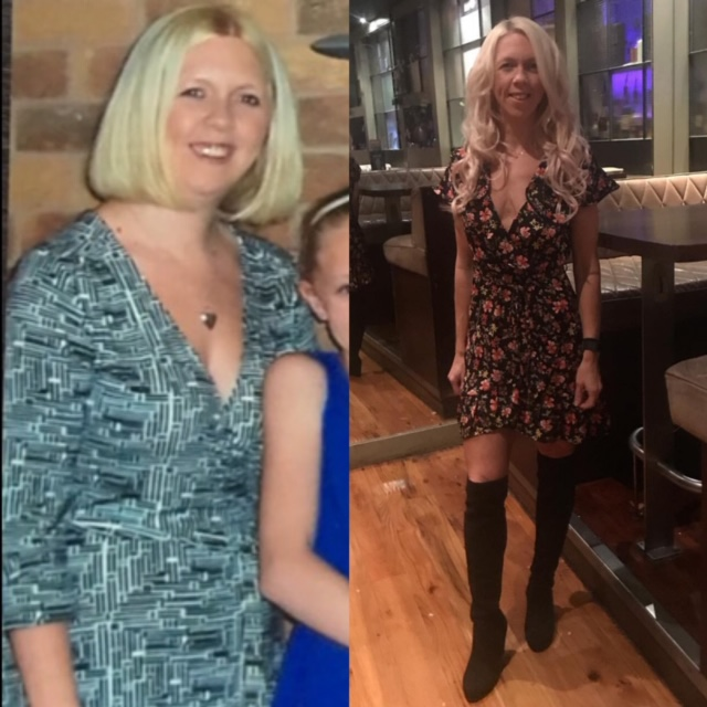 Rachel personal trainer Loughborough weight loss
