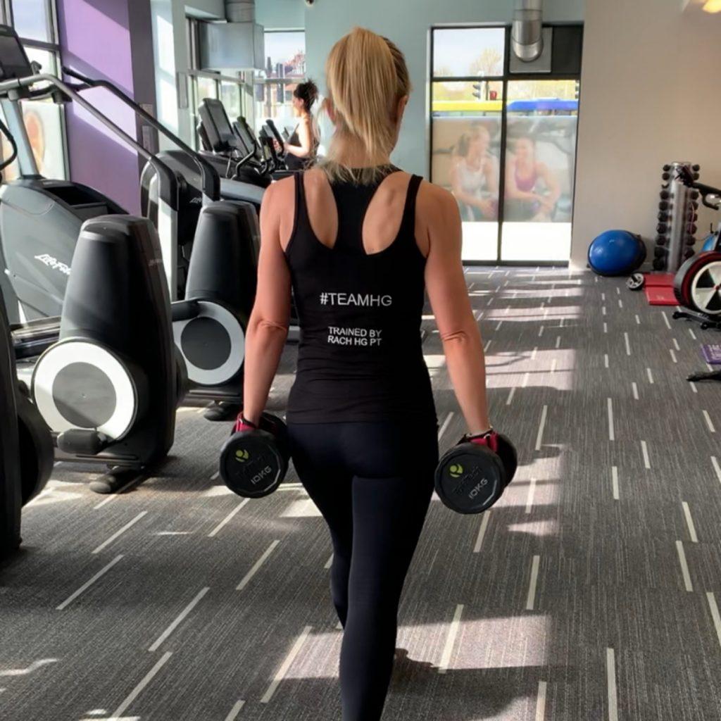 RACHHGPT personal trainer