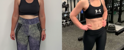 Anges Personal Trainer Journey